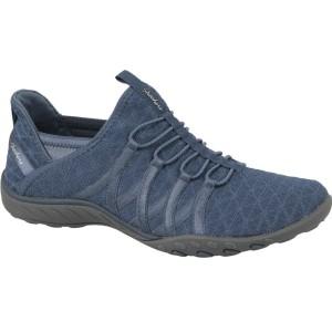נעלי אימון סקצ'רס לנשים Skechers Breathe Easy - כחול