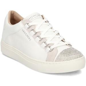 נעליים סקצ'רס לנשים Skechers Side Street - לבן