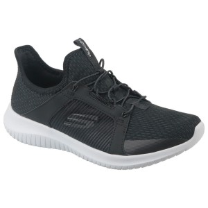 נעלי אימון סקצ'רס לנשים Skechers Ultra Flex - שחור