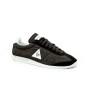 נעליים לה קוק ספורטיף לגברים Le Coq Sportif QUARTZ CRAFT black old silver - שחור