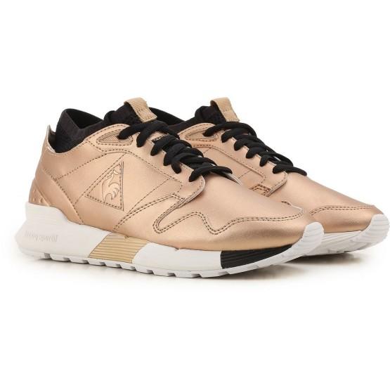 נעליים לה קוק ספורטיף לנשים Le Coq Sportif OMICRON W S LEA METALLIC - זהב
