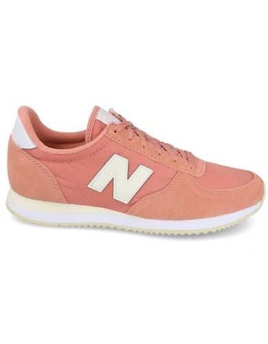 נעליים ניו באלאנס לנשים New Balance WL220 - אפרסק