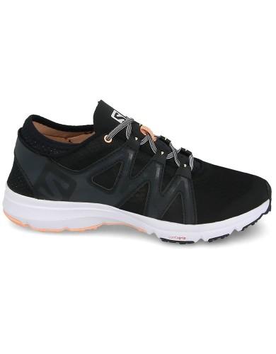 נעלי טיולים סלומון לנשים Salomon Crossamphibian Swift - שחור