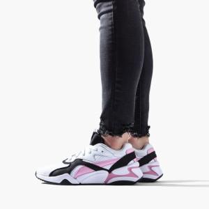 נעליים פומה לנשים PUMA Nova 90s Bloc - שחור/ורוד