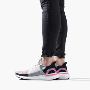 נעליים אדידס לנשים Adidas UltraBOOST 19 - אפור בהיר