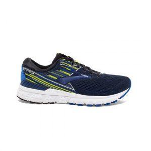 נעליים ברוקס לגברים Brooks Adrenaline GTS 19 - כחול/צהוב