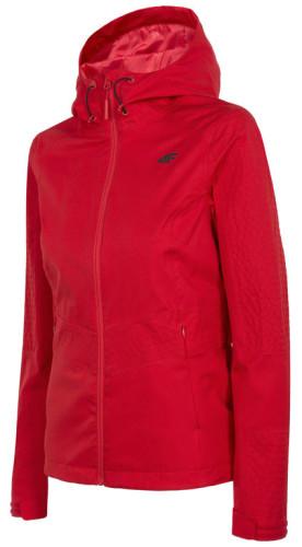בגדי חורף פור אף לנשים 4F KUDT003 - אדום