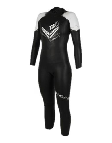 בגדי ים זארוד לנשים ZEROD VANGUARD - שחור/לבן