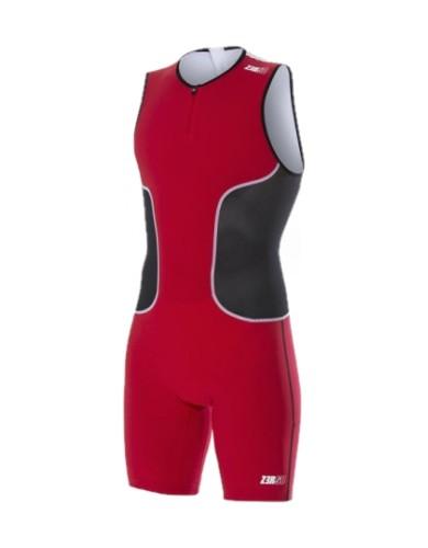 בגדי ים זארוד לנשים ZEROD iSUIT - אדום