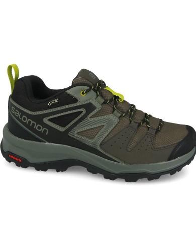 נעלי טיולים סלומון לגברים Salomon X Radiant - חום