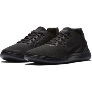 נעליים נייק לגברים Nike Free RN 2018 - שחור
