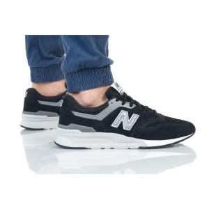 נעליים ניו באלאנס לגברים New Balance CM997 - שחור/אפור