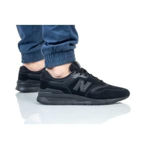 נעלי סניקרס ניו באלאנס לגברים New Balance CM997 - שחור