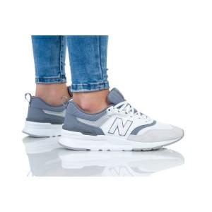 נעליים ניו באלאנס לנשים New Balance CW997 - אפור/לבן