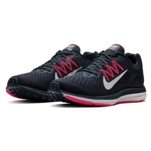 נעליים נייק לנשים Nike NIKE ZOOM WINFLO 5 - שחור
