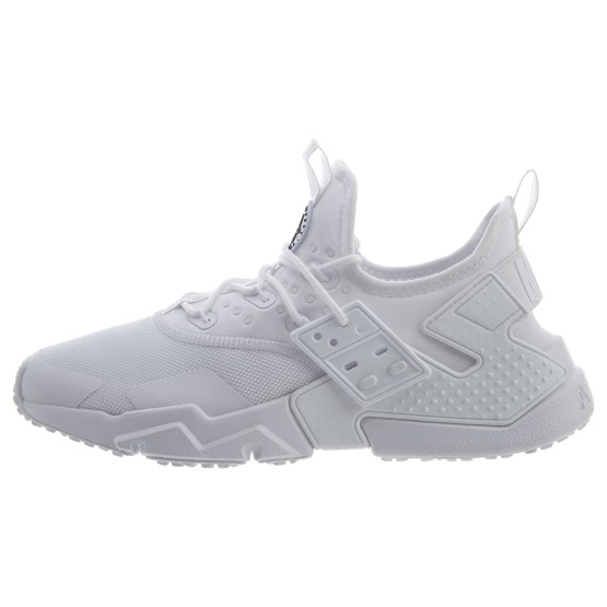 נעליים נייק לגברים Nike Air Haurache Drift - לבן