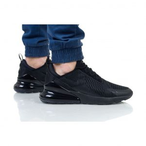 נעלי ריצה נייק לגברים Nike AIR MAX 270 - שחור מלא