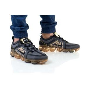 נעליים נייק לגברים Nike AIR VAPORMAX - שחור/צהוב