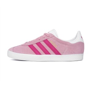 נעליים Adidas Originals ליוניסקס Adidas Originals Gazelle - ורוד כהה  זהב