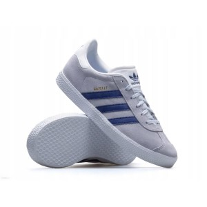 נעליים Adidas Originals לנשים Adidas Originals Gazelle - סגול/כחול