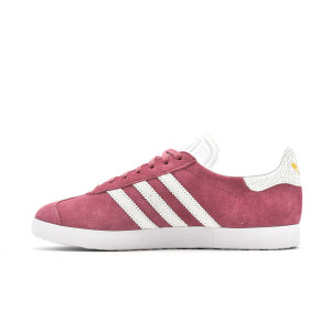 נעלי סניקרס אדידס ליוניסקס Adidas Originals Gazelle - ורוד  זהב