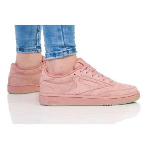 נעליים ריבוק לנשים Reebok Club C 85  - ורוד בהיר