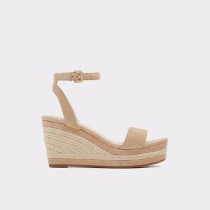 נעלי עקב גבוהות אלדו לנשים ALDO Laledith - חום