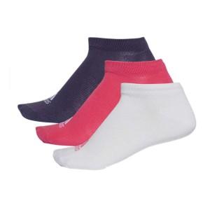 אביזרי ביגוד אדידס לנשים Adidas PER NO SH T 3PP - סגול/ורוד