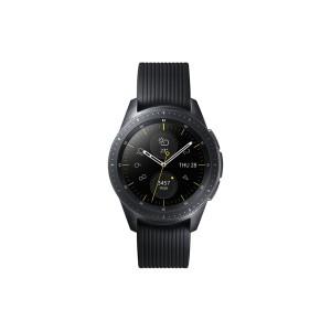 אביזרים סמסונג לגברים SAMSUNG Galaxy Watch 42mm - שחור