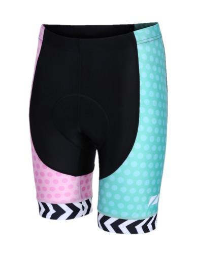 ביגוד זון3 לנשים ZONE3 Riding pants - שחור/ורוד