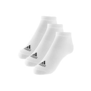 אביזרי ביגוד אדידס לנשים Adidas NO SHOW THIN - לבן