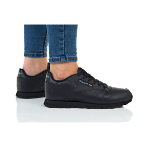 נעליים ריבוק לנשים Reebok Classic Leather - שחור