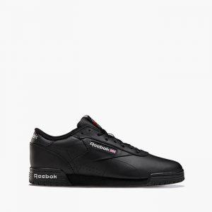 נעלי סניקרס ריבוק לגברים Reebok Ex-O-Fit Lo Clean Int - שחור