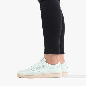 נעליים ריבוק לנשים Reebok Club C 85  - תכלת