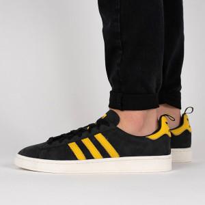 נעליים Adidas Originals לגברים Adidas Originals Campus - שחור/צהוב