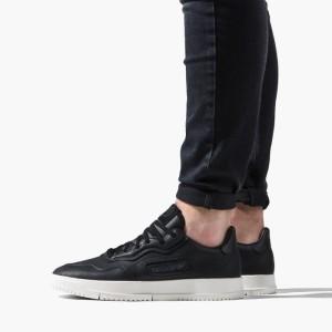 נעליים Adidas Originals לגברים Adidas Originals Super Court Premiere - שחור