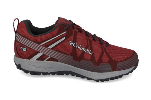 נעלי טיולים קולומביה לגברים Columbia Conspiracy V Outdry - אדום
