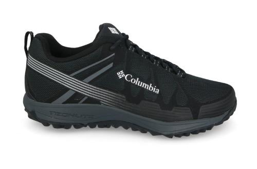 נעלי טיולים קולומביה לגברים Columbia Conspiracy V - שחור/אפור