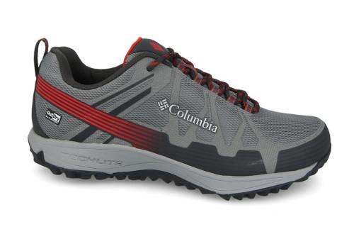 נעלי טיולים קולומביה לגברים Columbia Conspiracy - אפור