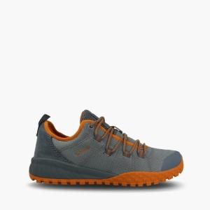 נעלי טיולים קולומביה לגברים Columbia Fairbanks - אפור/כתום