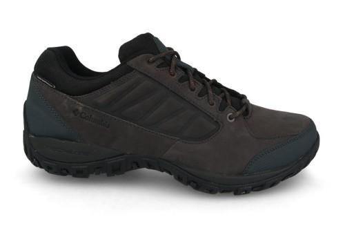 נעלי טיולים קולומביה לגברים Columbia Ruckel Ridge - חום כהה