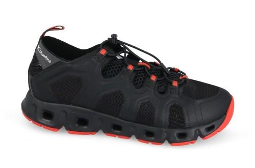 נעלי טיולים קולומביה לגברים Columbia Supervent III - שחור/כתום