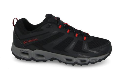 נעלי טיולים קולומביה לגברים Columbia Ventralia 3 Low - שחור
