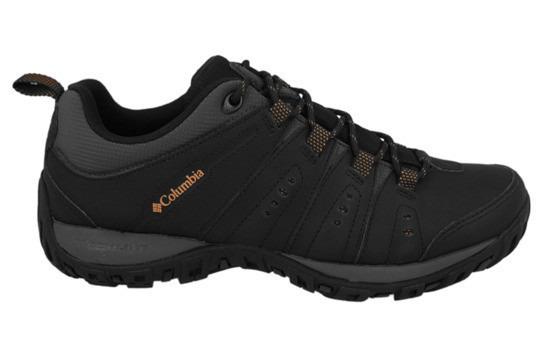 נעלי טיולים קולומביה לגברים Columbia WOODBURN II - שחור