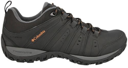 נעלי טיולים קולומביה לגברים Columbia WOODBURN II - אפור