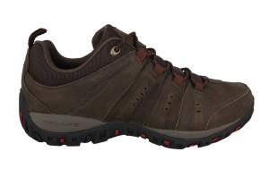 נעליים קולומביה לגברים Columbia WOODBURN PLUS - חום