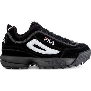 נעליים פילה לגברים Fila DISRUPTOR S LOW 12V - שחור
