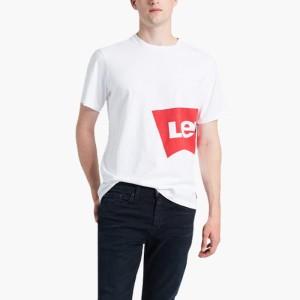 ביגוד ליוויס לגברים Levi's Oversized Tee - לבן