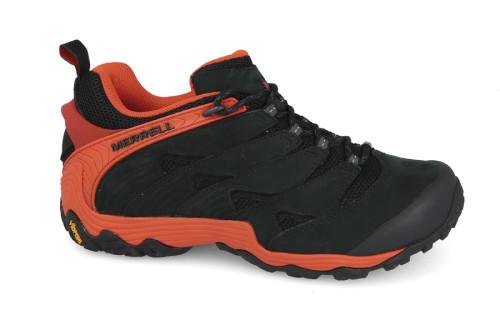 נעלי טיולים מירל לגברים Merrell  CHAMELEON 7 - שחור/כתום