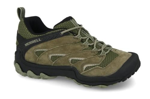 נעלי טיולים מירל לגברים Merrell  Cham 7 Limit - ירוק